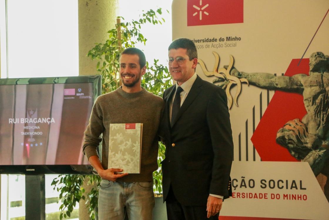 Universidade do Minho entrega Prémios de Mérito Desportivo a 63 estudantes