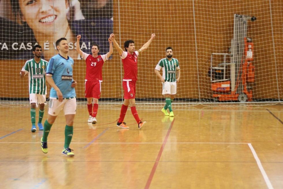 SC Braga/AAUM e Rio Ave FC repetem resultado da primeira volta