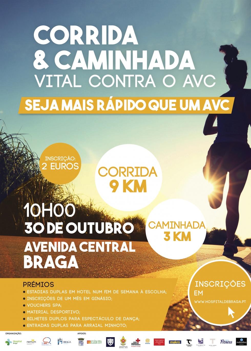 Corrida & Caminhada Vital Contra o AVC