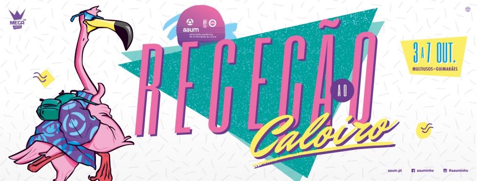 Receção ao Caloiro 2017 | Dia 4
