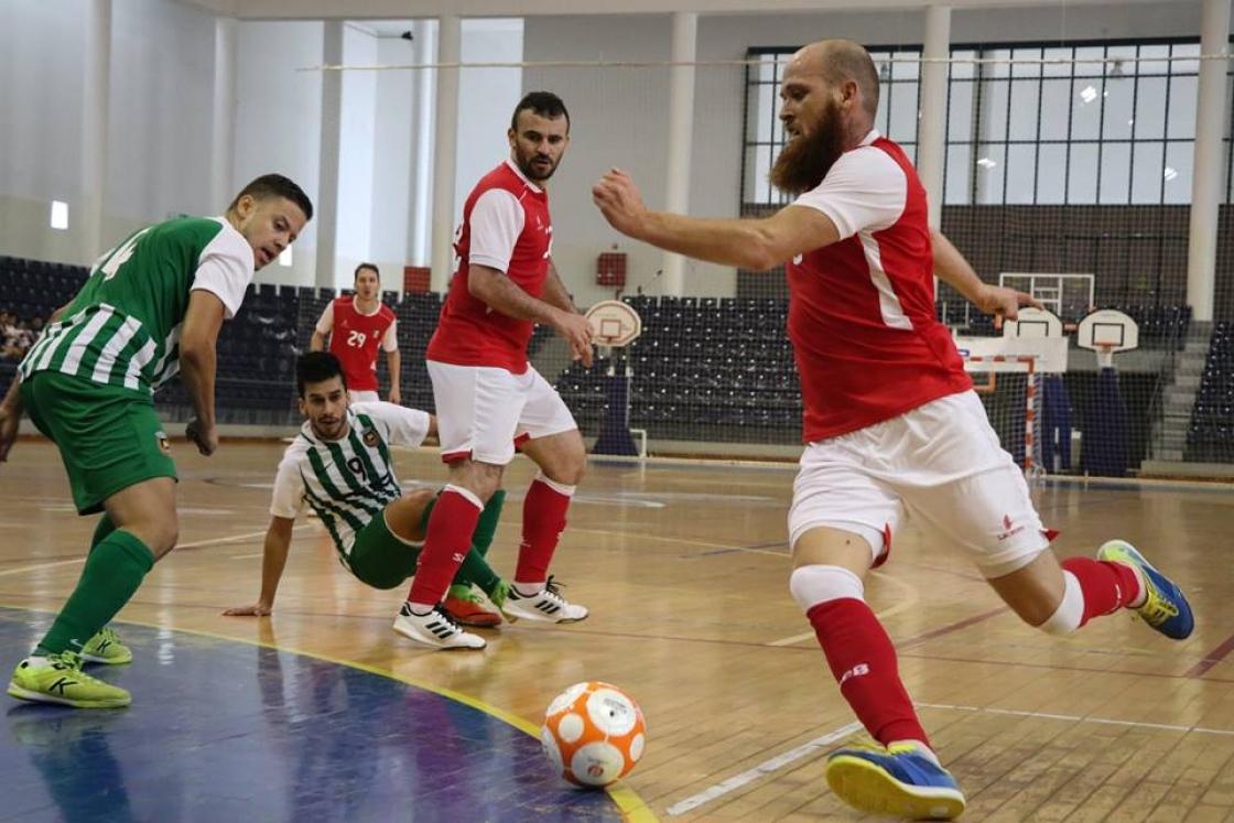 SC Braga/AAUM empate na estreia